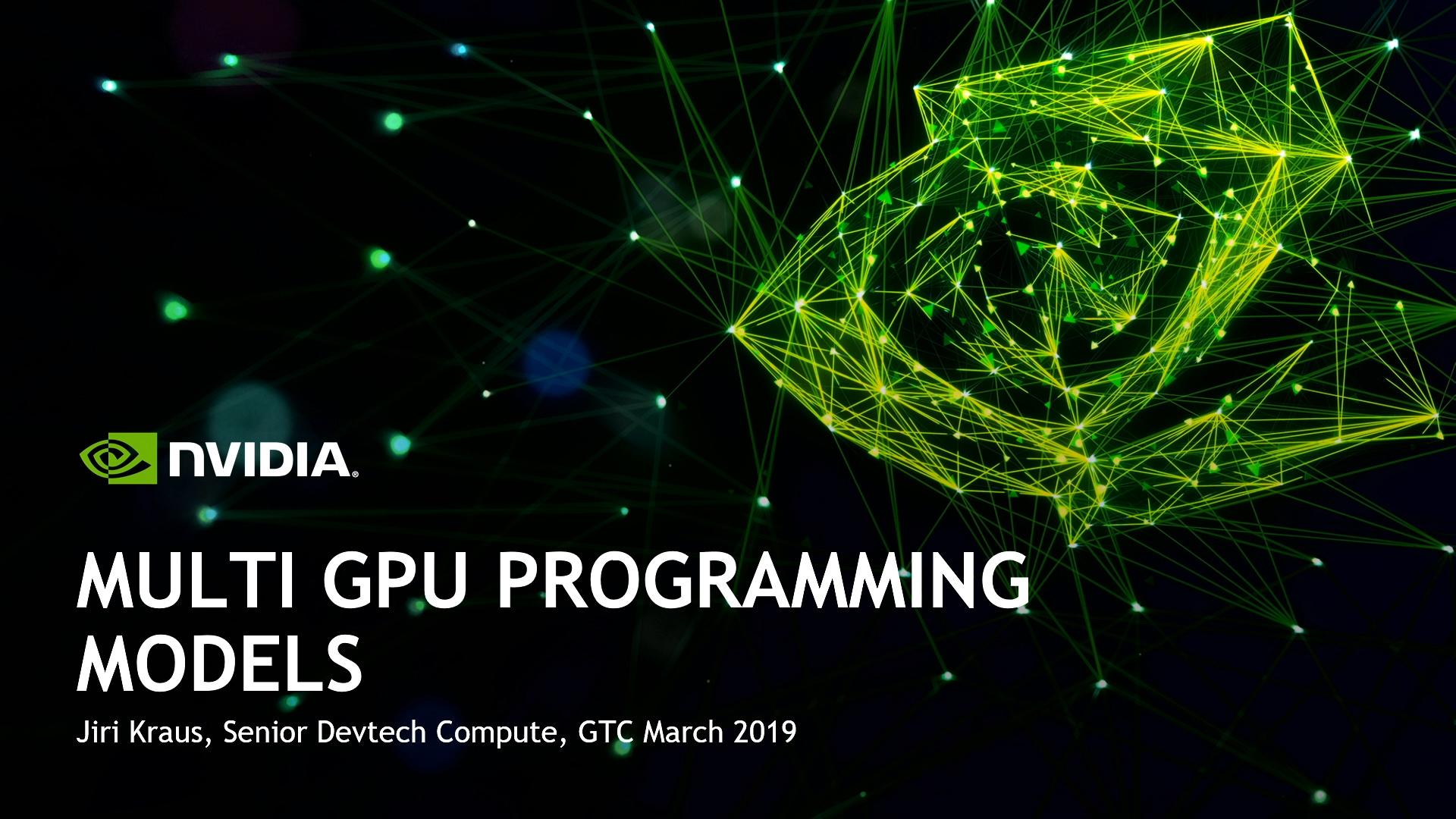 GTC 2019