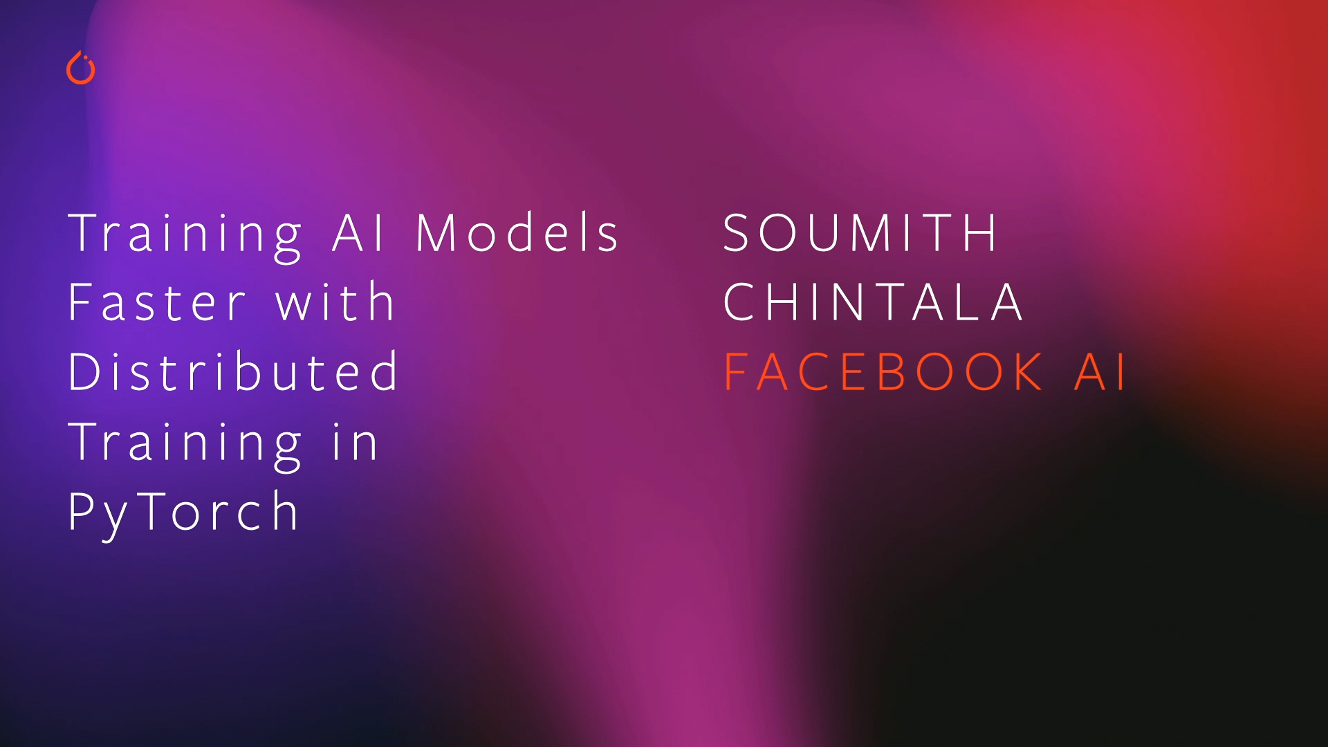 GTC Silicon Valley-2019: Training AI Models Faster With